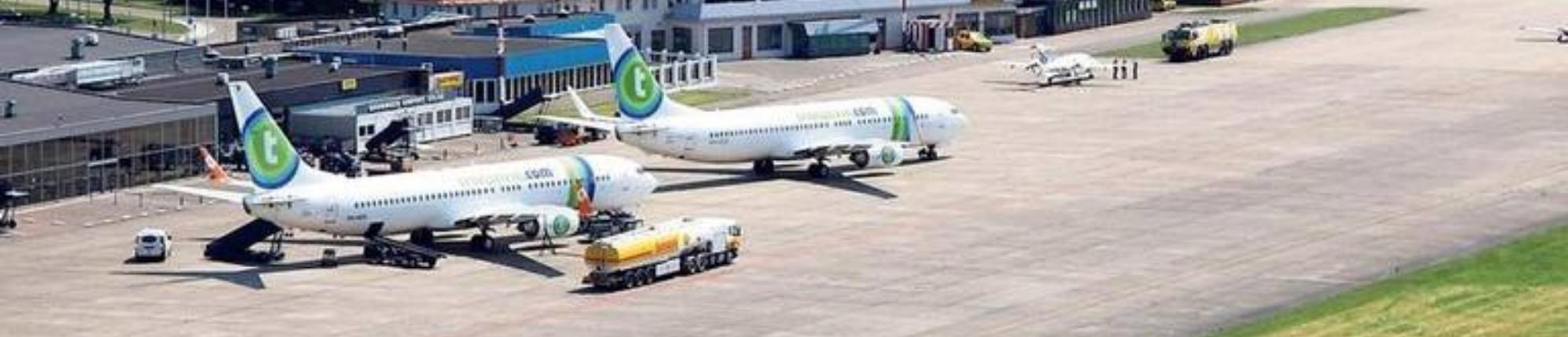 Let's fly away! - Een kijkje achter de schermen bij dé luchthaven van het noorden!